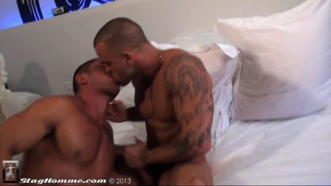 Dato Foland and Damien Crosse