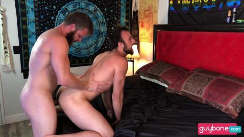GuyBone - Brian Bonds and Mason Lear Flip Raw 2