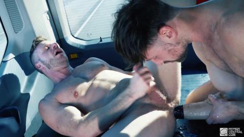 Fist Bus 2, Scene 01: Brian Bonds, Drew Dixon