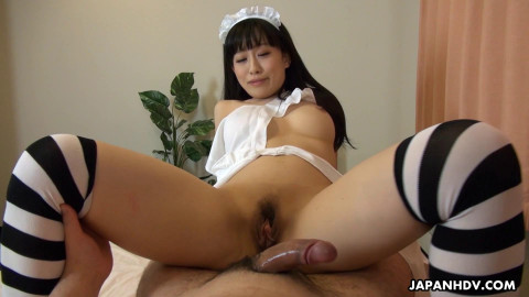 Yui Kyouno - Naughty maid that is also busy fucking to clean the abode (2020)