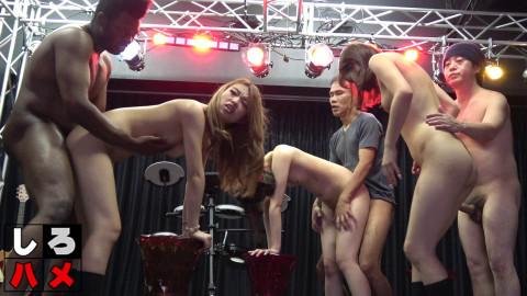 Naked concert. Part 2