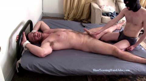 Slow Teasing Handjobs - Anthony Sucked Off by a Gay Guy