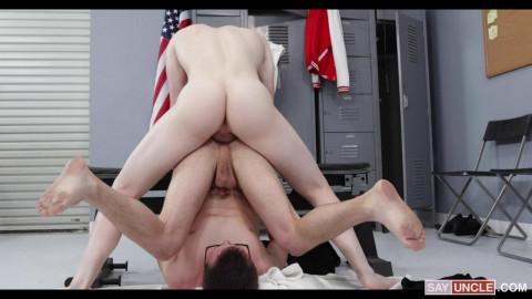Jay Tee and Logan Cross - Dino Dork Stripdown