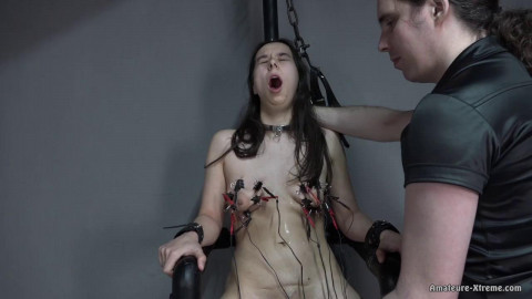 Electric chair under power Part 3