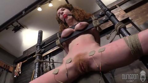 Bondage, spanking and pain for hawt sexy slavegirl part2 HD 1080p