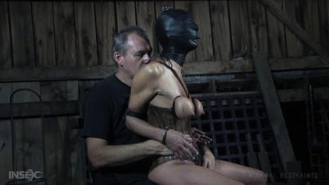 Bondage, suspension and punishment for concupiscent floozy part 2 Full HD 1080p