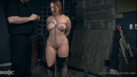 Realtimebondage - Electrotits Part 1