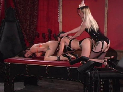 Bound For Punishment Scene 1