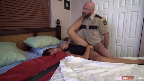 Playing Cops and Robbers Johnny Bandera, Killian Knox