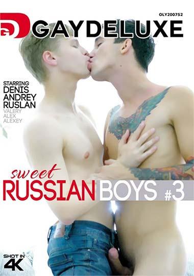 Sweet Russian Boys Vol. 3