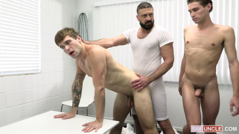 Missionary Boys - Spanked 10 Times