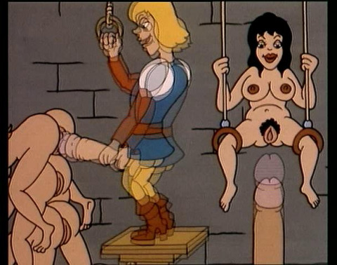 Erotic Adventure drawn perverts