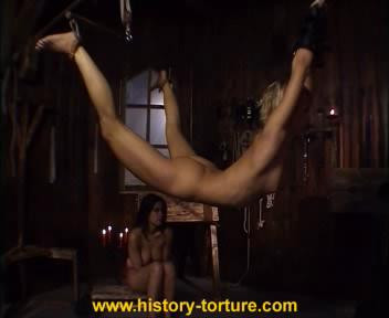 History of Torture 12 - Law and Order Pain For Coins