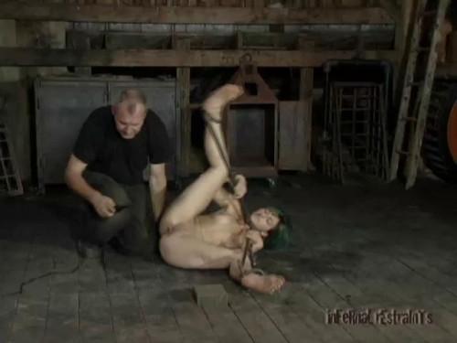 BDSM Infernal Restraints New Gold Sweet Beautifull Vip Gold Collection. Part 6.