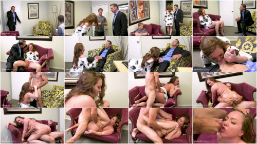 HD Clips Maddy O'reilly Gets Treated To Dick At Marriage Counseling By A Fake Therap