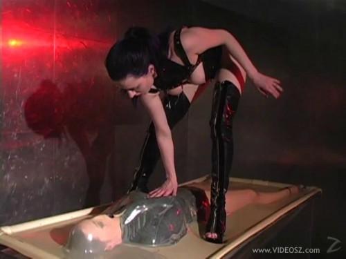 BDSM Latex Rapture Anastasia