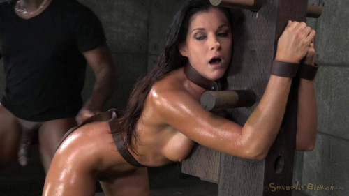 bdsm SexuallyBroken - July 04, 2014 - India Summer - Matt Williams - Jack Hammer