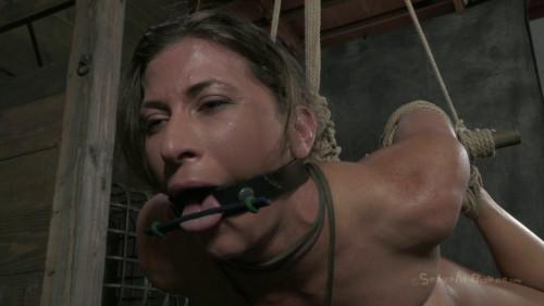 BDSM Hogtie from Hell-rough bdsm porn