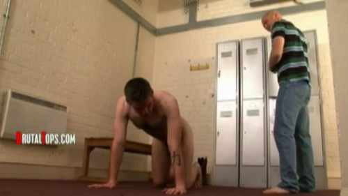 Gay BDSM BrutalTops Session 324 - Master Dave