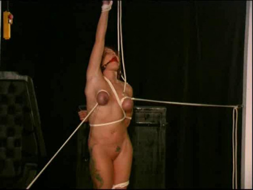 BDSM Breasts In Pain Perfect Hot Magic Gold Vip Collection. Part 3.