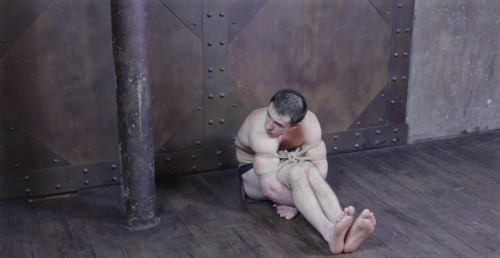 Gay BDSM Punishment for Unsubmissive Prisoner II