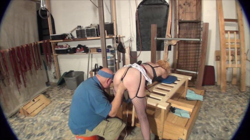 bdsm Bend Over Bitch Part Three