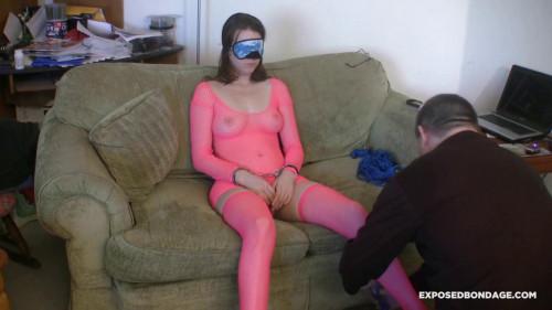 BDSM Meganloxx bond slutty girlfriend