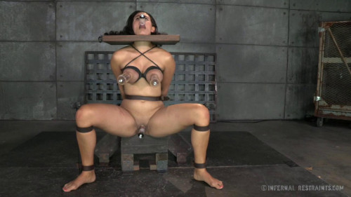 BDSM Infernalrestraints  Penny Barber Brat Training: It's Not About You