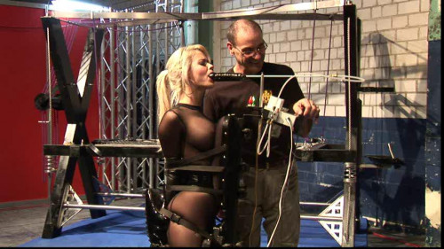 bdsm Emily Addison and House of Gord - Boundcon