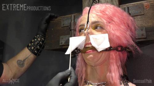 BDSM SP  Abigail Dupree - Nose Tickets