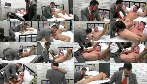 Gay BDSM Just Fucked (Dolan Wolf & Marco Rubi)