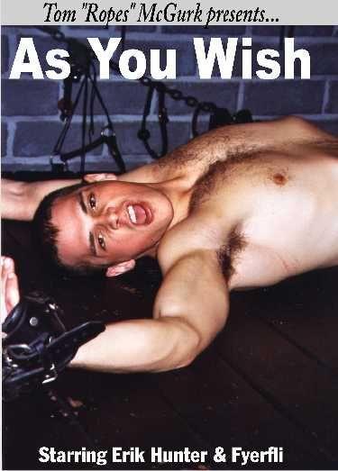 Gay BDSM As You Wish