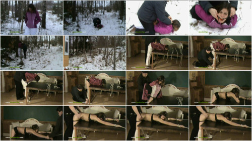 BDSM Jocobo - Caught At The Forest - Part 1 of 2