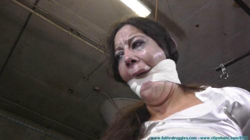 BDSM Cruel Gag after Gag for Litterbug McBitch - Part 2
