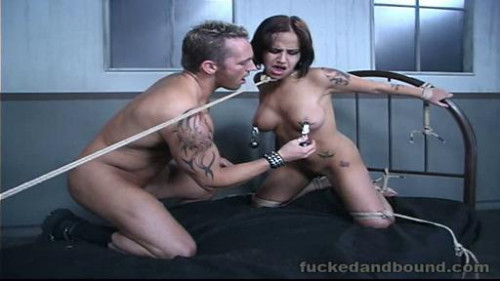 BDSM Full Excellent Good Super Hot Collection Of Fucked and Bound. Part 2.