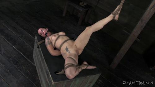 BDSM Pushing Pansy - Cherry Doll