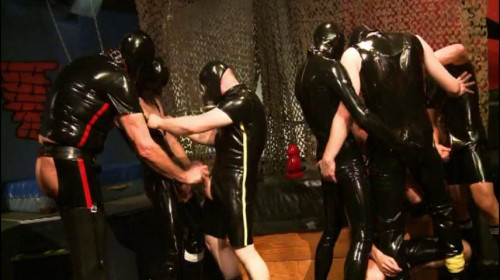 Gay BDSM RubClub Vol.5