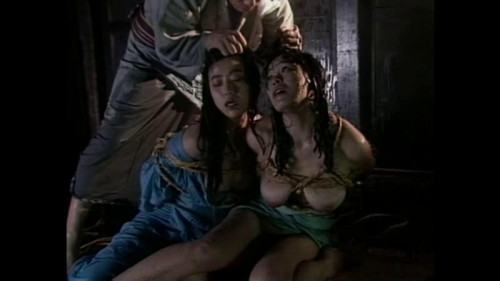 Asians BDSM Winding of Cinemagic torture