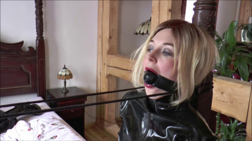 BDSM Latex New Only Best Magic Sweet Collection Of Bondage Education. Part 2.
