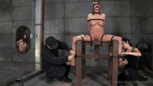 BDSM Broken Blonde Part 2