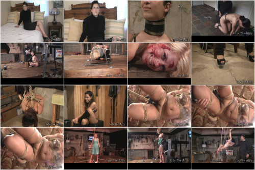 BDSM Into The Attic Full Mega Unreal Wonderfull Sweet Vip Collection. Part 7.