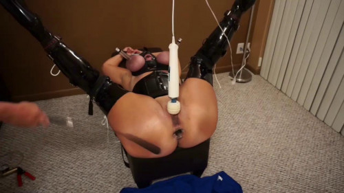 bdsm Daddy and his Cum Whore Part 1