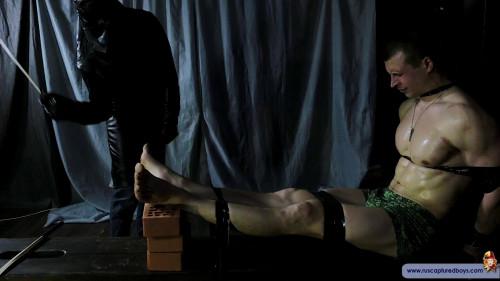 Gay BDSM Ruscapturedboys - Captured Soldier Pavel Semenov - Part II - 2017