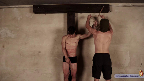 Gay BDSM Prisoners Competition - Vasya - Part III