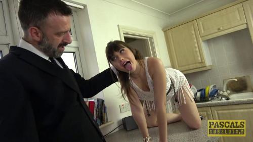 BDSM Destroy My Hairy Asshole, Pascal! - Luna Rival - Full HD 1080p