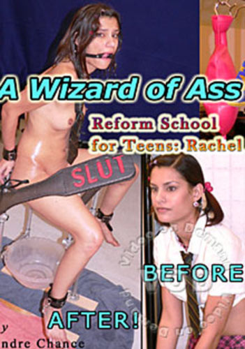 bdsm 0018 - Reform School For Teens - Rachel