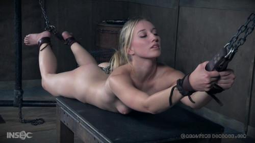 BDSM Rough Bondage Action With 3 Girls
