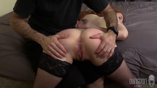 BDSM Tight bondage, spanking and torture for beautiful model part1 HD 1080p