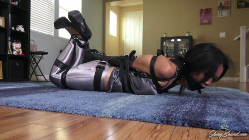 BDSM Strapped Up Tight