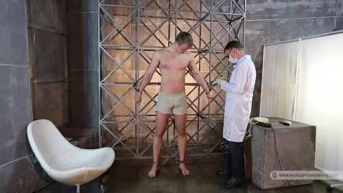 Gay BDSM Gennadiy - The slave to train - Part II